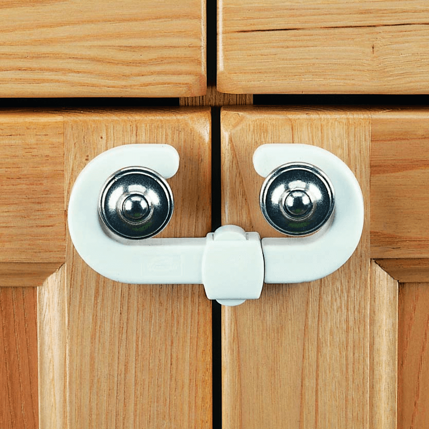 Cabinet Door Lock Baby Safety Kitchen Doors Cabinets