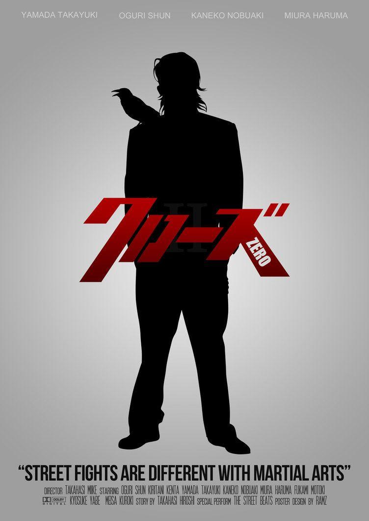 crow zero ii movie buff pinterest crows zero drama and drama