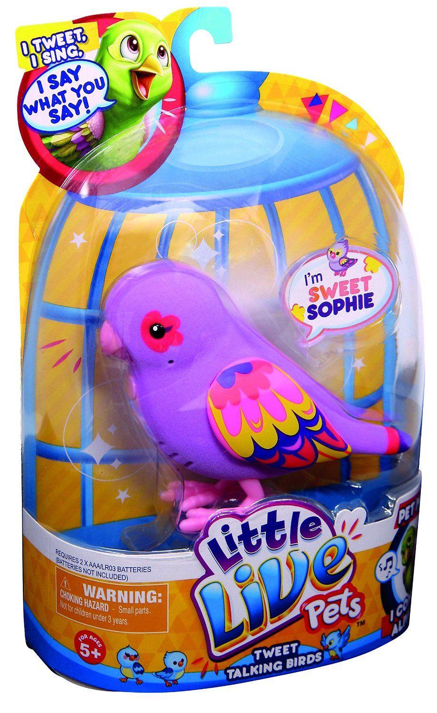 Little Live Pets Birds Single Refill Pack Assortment Fastdiscountfinder Com Little Live Pets Pet Bird Toys For Girls