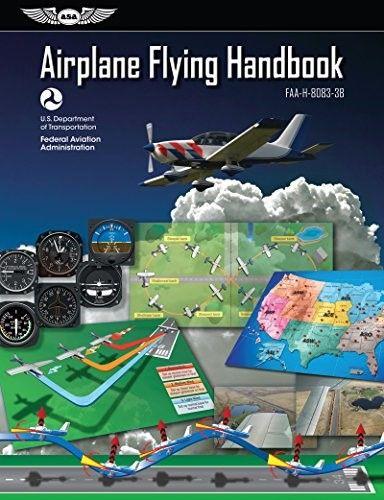 Airplane Flying Handbook: Asa Faa-H-8083-3b   Airplane flying. Free reading. Aviation