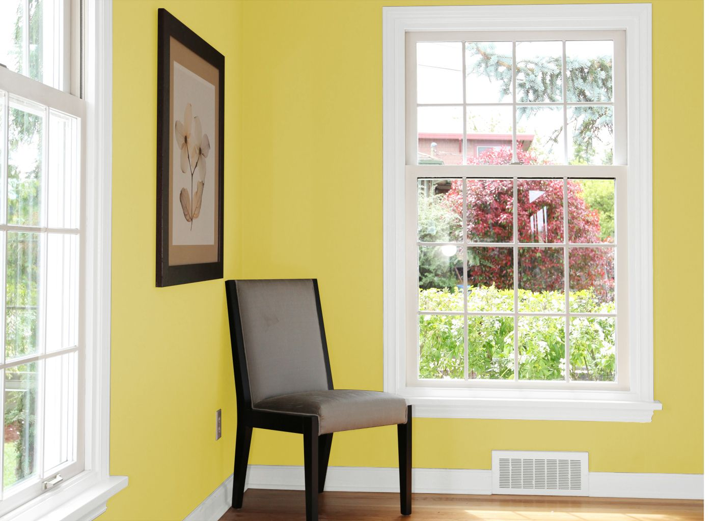 Sunflower Yellow Room Paint Colors For Living Room Living Room