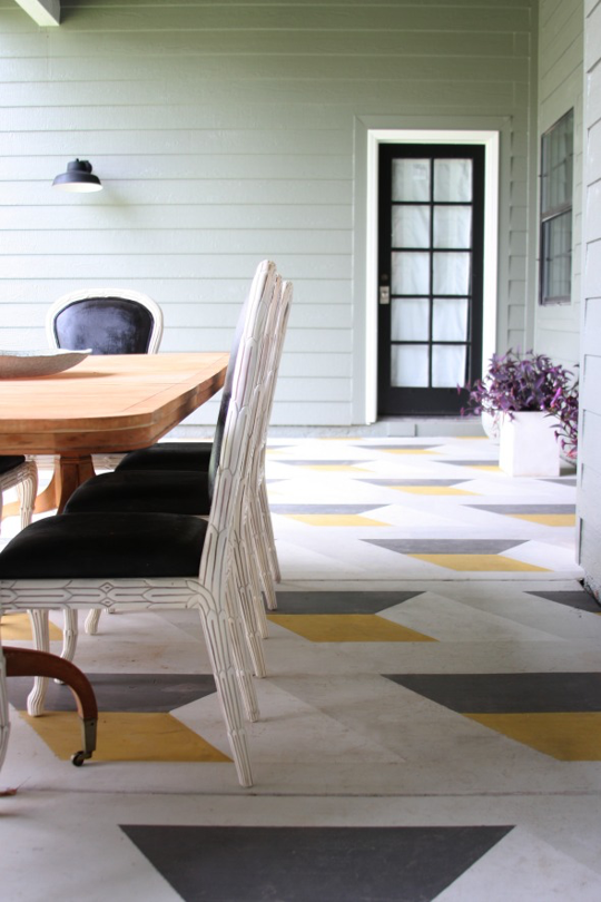 DIY Floors that Look Like a Million Bucks   Apartment Therapy