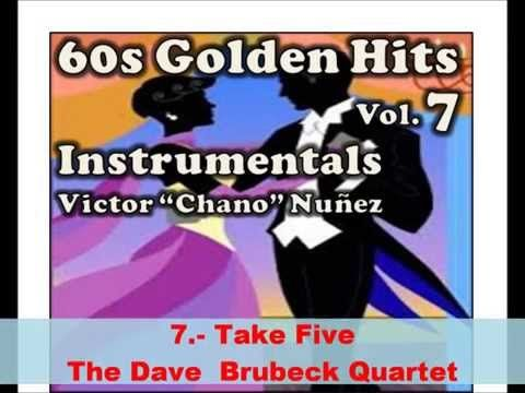 60s GOLDEN HITS- VOL # 7 - 20 INSTRUMENTALS-ORIGINAL