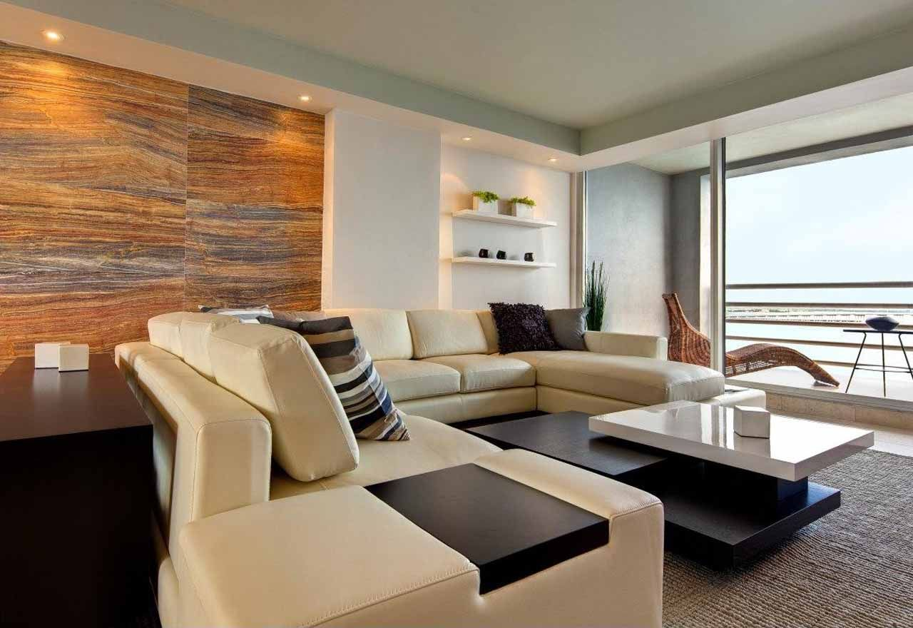 Interior Design Living Room Ideas goergeous contemporary living room home interior design ideas picture Elegant Living Room Paint Color Ideas With Brown Furniture And Larger Window Ideas For The House Pinterest Black Shag Rug Living Rooms And Paint