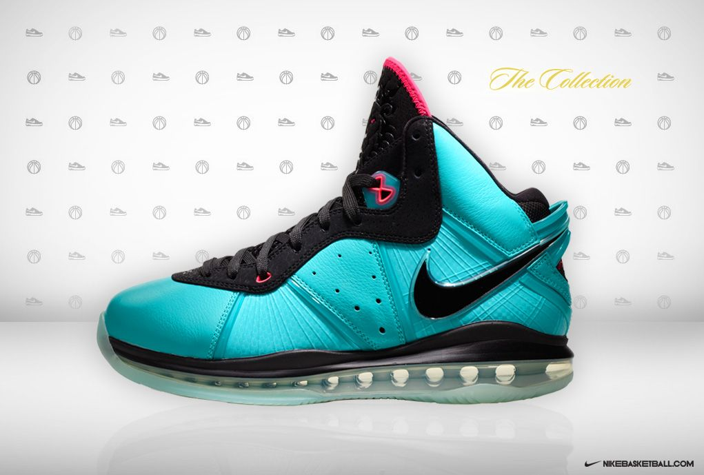online store d876c 97fb1 The 10 Worst  South Beach  Colorway Sneakers   Sole Collector Air Jordan  Retro 8