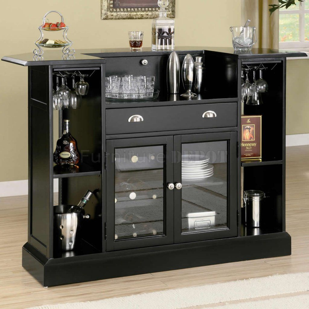 Bar Storage Furniture Ideas   Http://www.thedomainfairy.com/bar