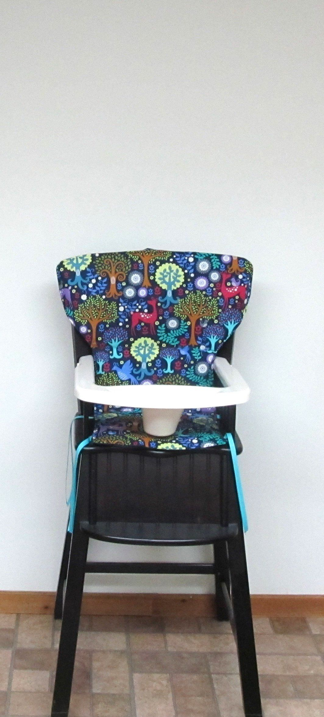Eddie Bauer High Chair Cover Newport Style Baby Accessory