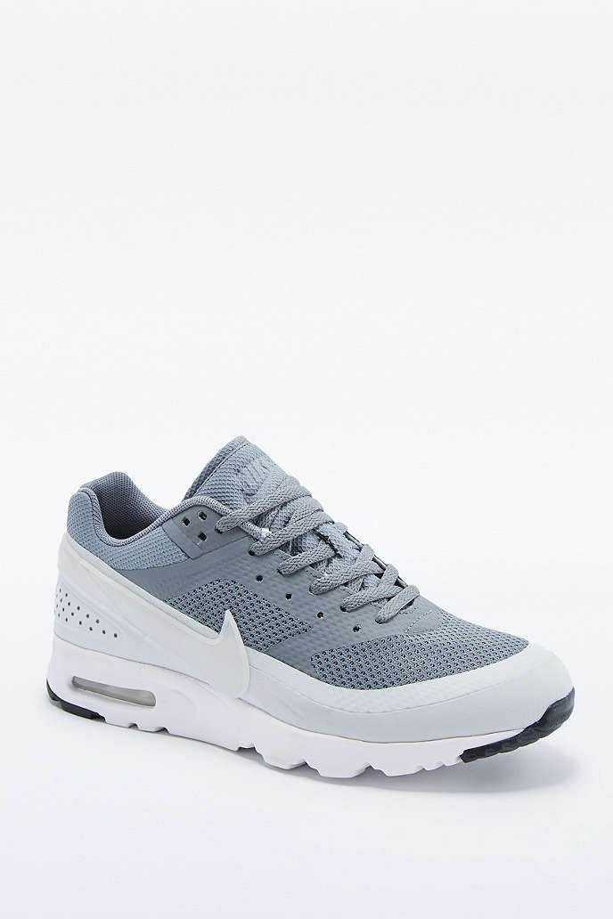 new concept 276a8 46b38 Nike Air Max BW Ultra Grey Trainers - Urban Outfitters