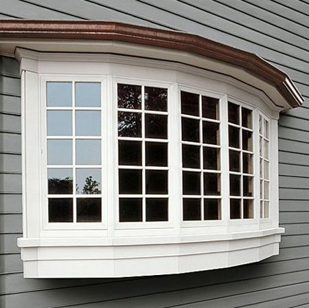 Bow Window For Bedroom