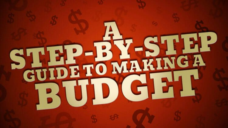 How To Make A Budget StepByStep Guide To Managing Your