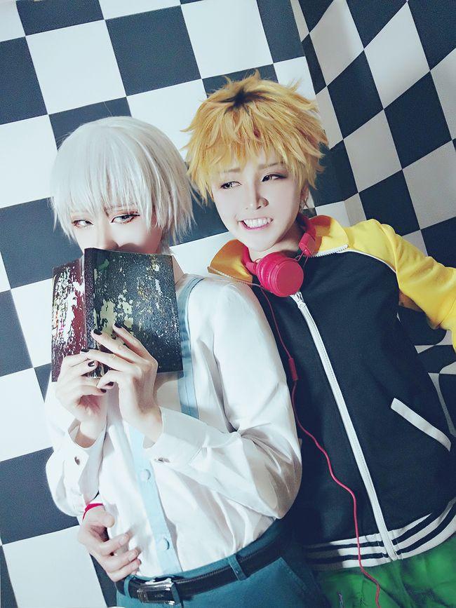 Photo of Tokyo Ghoul Hideyoshi Nagachika & Kaneki Ken Cosplay