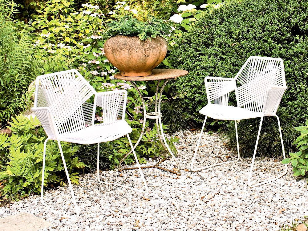 Moroso Tropicalia Outdoor Chair With Arms By Patricia Urquiola   Chaplins