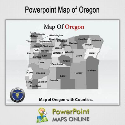 Pin by Powerpoint Maps on New PowerPoint Maps Templates Map, Map