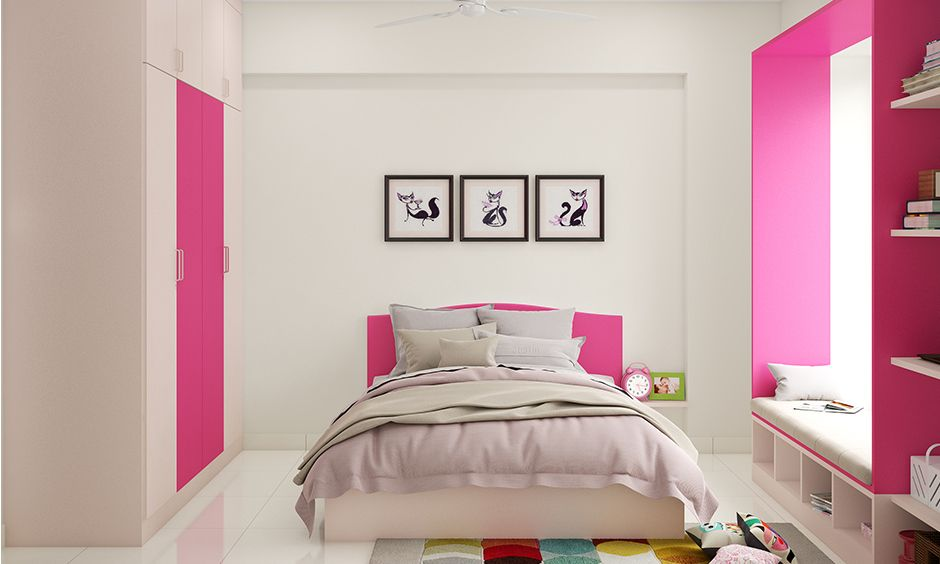 Kids bedroom wardrobe designs for your home in 2020 ...