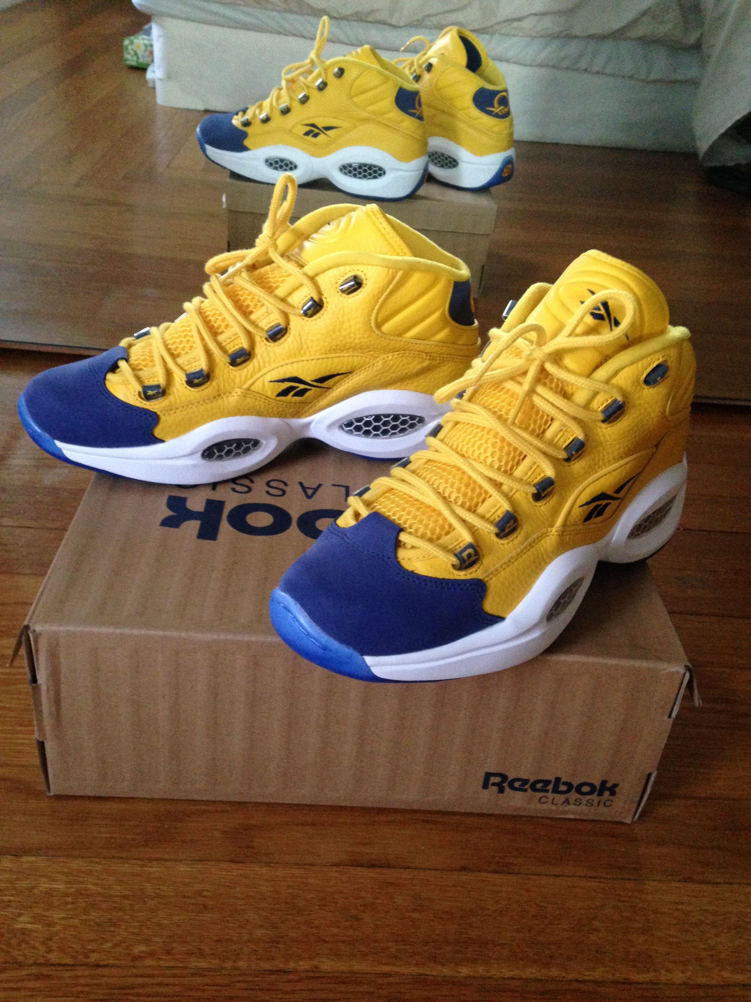 Reebok Question Unworn Kicks In 2019 Sneaker Boots