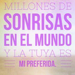 Frase De Sonrisas Desconocido Millones De Sonrisas En El