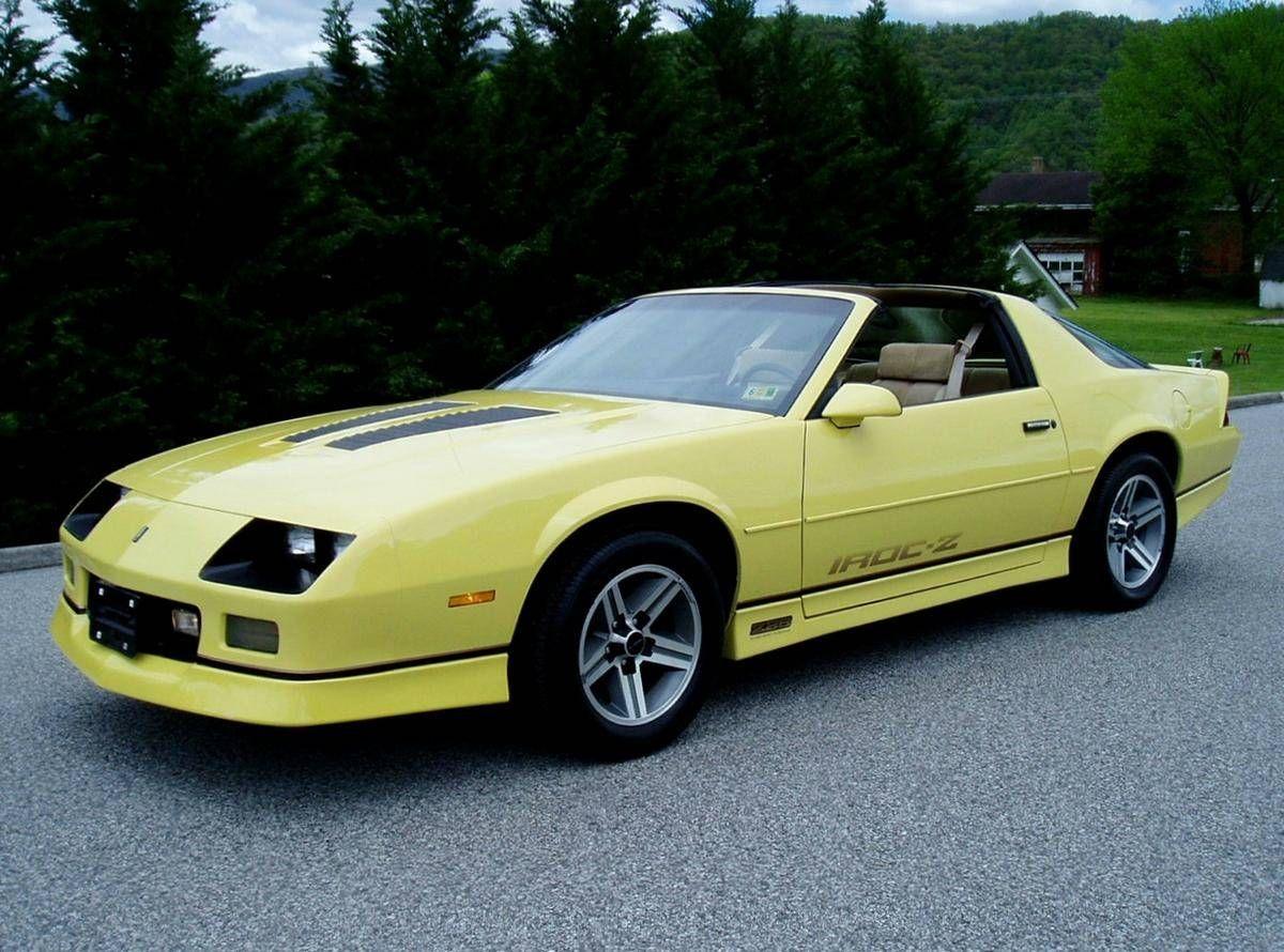 1986 Chevrolet Camaro For Sale 2398419 Hemmings Motor News Camaro For Sale Chevrolet Camaro Camaro