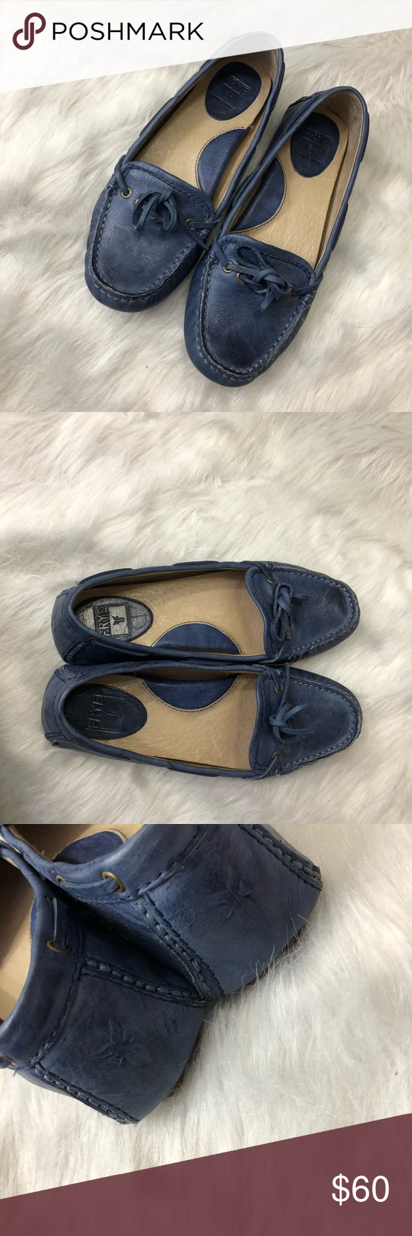 f615fd497fd I just added this listing on Poshmark  Frye Reagan Campus Driver Loafers  Size 6.  shopmycloset  poshmark  fashion  shopping  style  forsale  Frye   Shoes