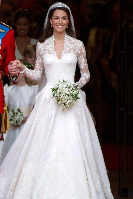 Kate Middleton\'s wedding dress sparks new hobby for the Duchess ...