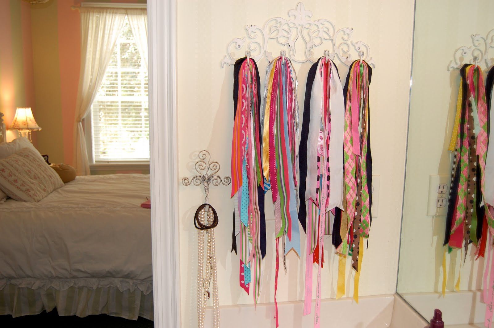 Hair Ribbon Organization