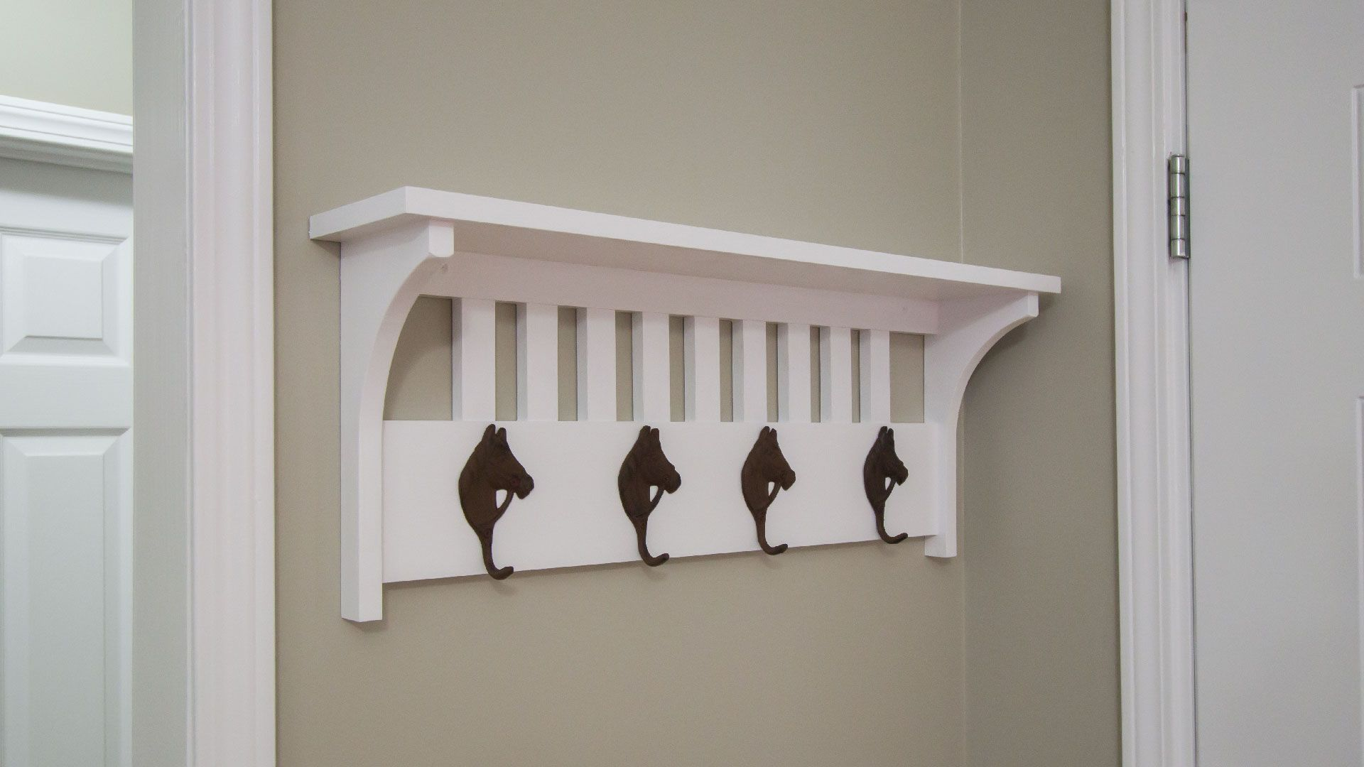 Mission Style Coat Rack Woodworking Woodworking Jigs Woodworking Saws