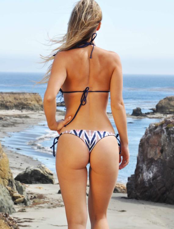 Sherrylo scrunch butt string bikini