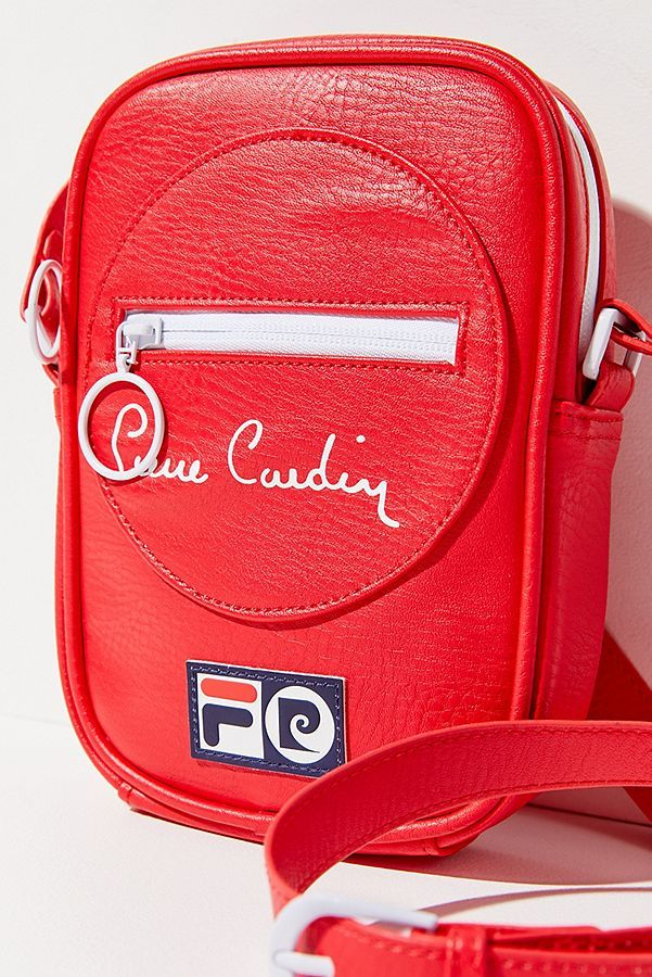 2a325ba28 FILA + Pierre Cardin Crossbody Bag | Street Fashion | Crossbody bag ...