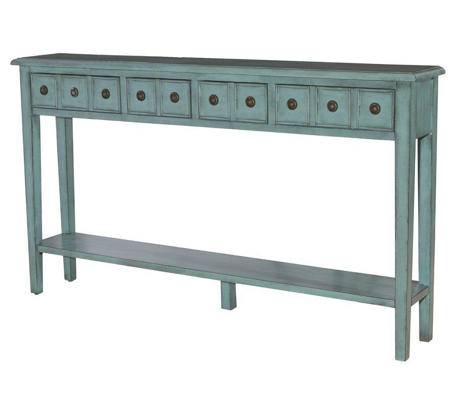Laurel foundry modern farmhouse ambrosia console table