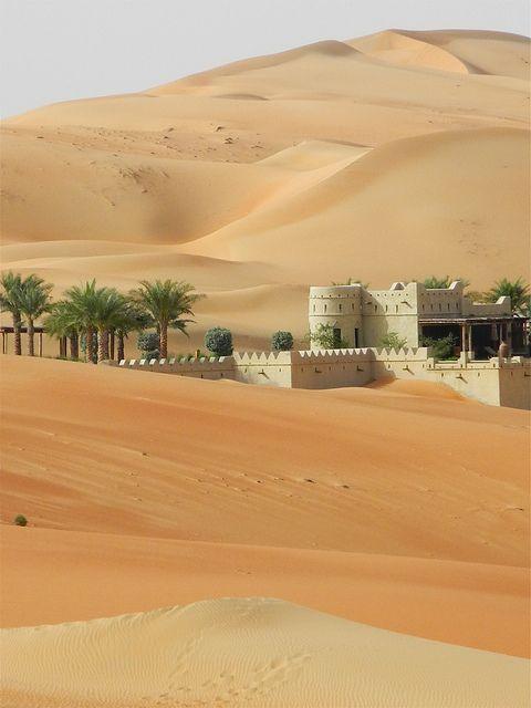 Abu Dhabi (UAE) by UltraPanavision