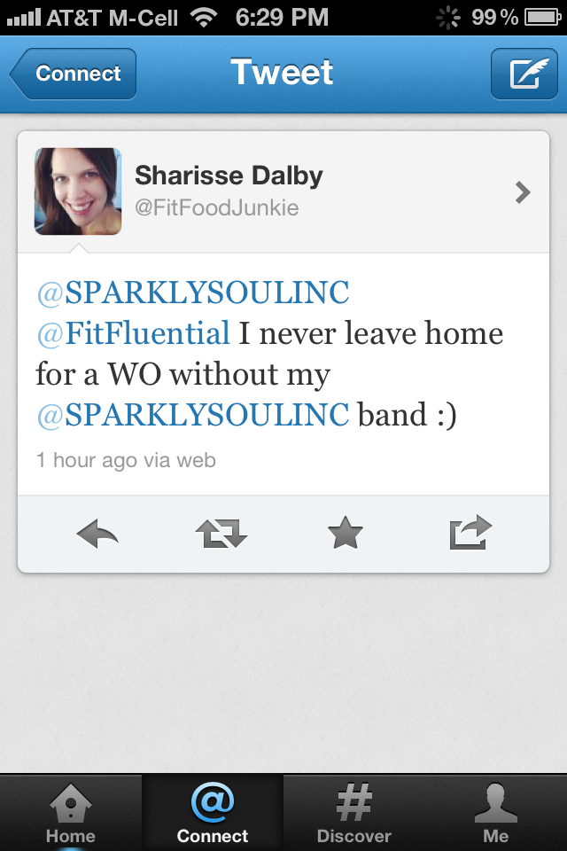 Thank you for all your tweets! We heart you! xo @SPARKLYSOULINC www.sparklysoul.com
