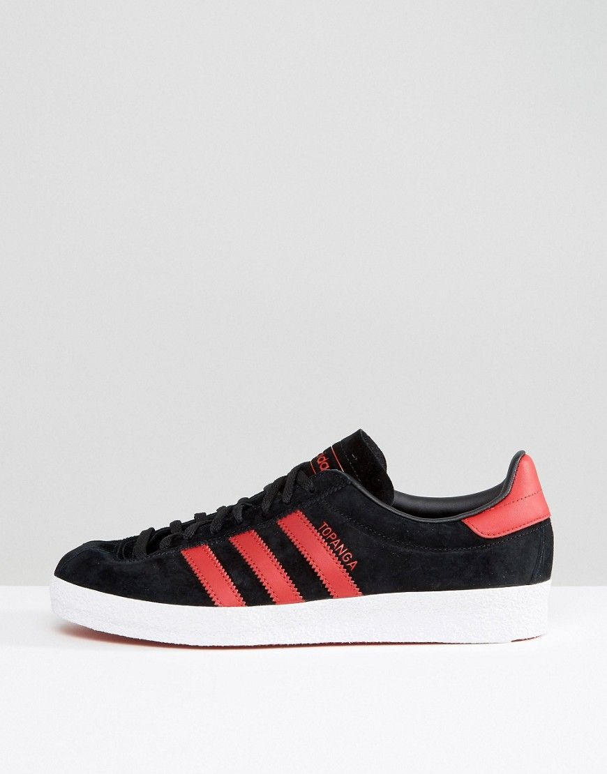 incredible prices buying new buying now adidas Originals Topanga Sneakers In Black - Black ...