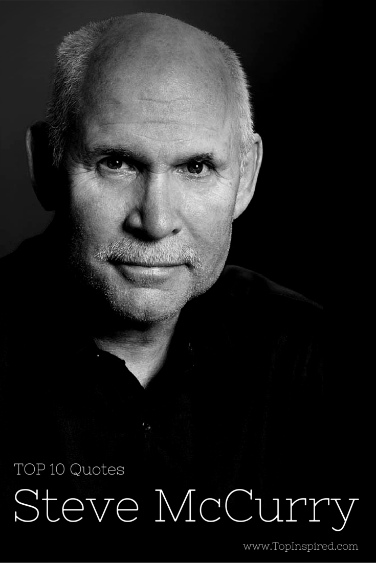 Steve McCurry has been one of the most iconic voices in contemporary photography for more than thirty years, with scores of magazine and book covers, over a dozen books, and countless exhibitions around the world to his name.