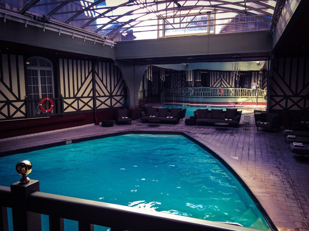 Hotel Barriere Le Normandy Deauville   UPDATED 2017 Prices U0026 Reviews  (France)   TripAdvisor · NormandyPool Table