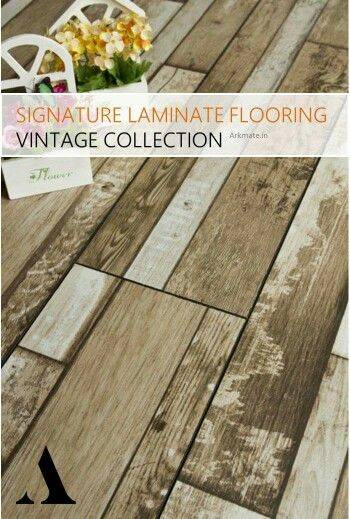 Signature Laminate Flooring Vintage Collection Arkmate