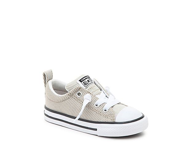 fb8fdc7331 Boys Chuck Taylor All Star Street Infant   Toddler Slip-On Sneaker Toddler  Boots