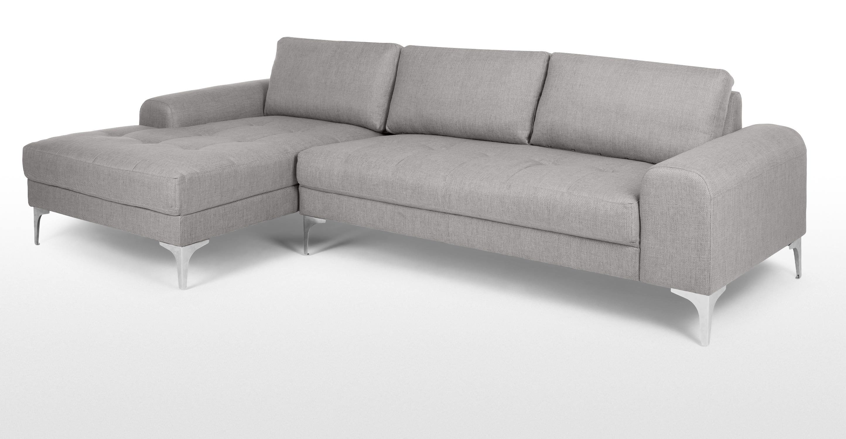 Add Contemporary Italian Style To The Living Room With A Vittorio Left Hand Facing Corner Sofa