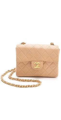 1c6595009ecd info @ashleesloves.com #WGACA #Vintage #Vintage #Chanel #Mini #Bag  #designer #couture #fashion #style