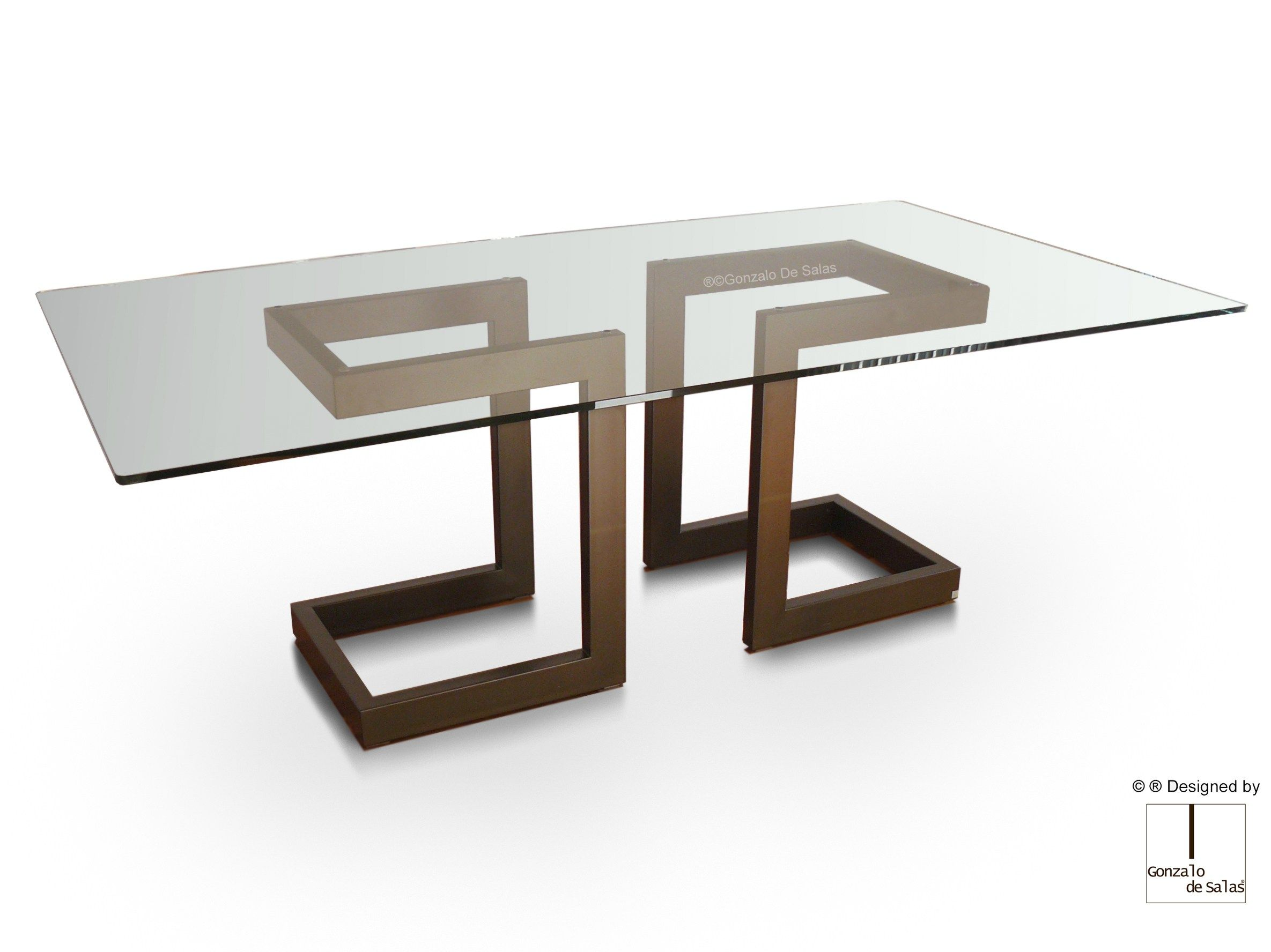 LISA | Rectangular table By Gonzalo De Salas