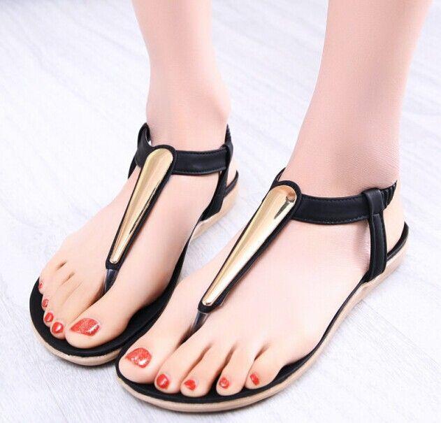 trouver plus sandales pour femmes informations sur mode nouvelles sandales 2015 chaussures d 39 t. Black Bedroom Furniture Sets. Home Design Ideas