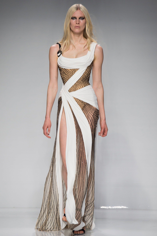 Vestiti Eleganti Versace.Pin Su Abiti Eleganti Couture