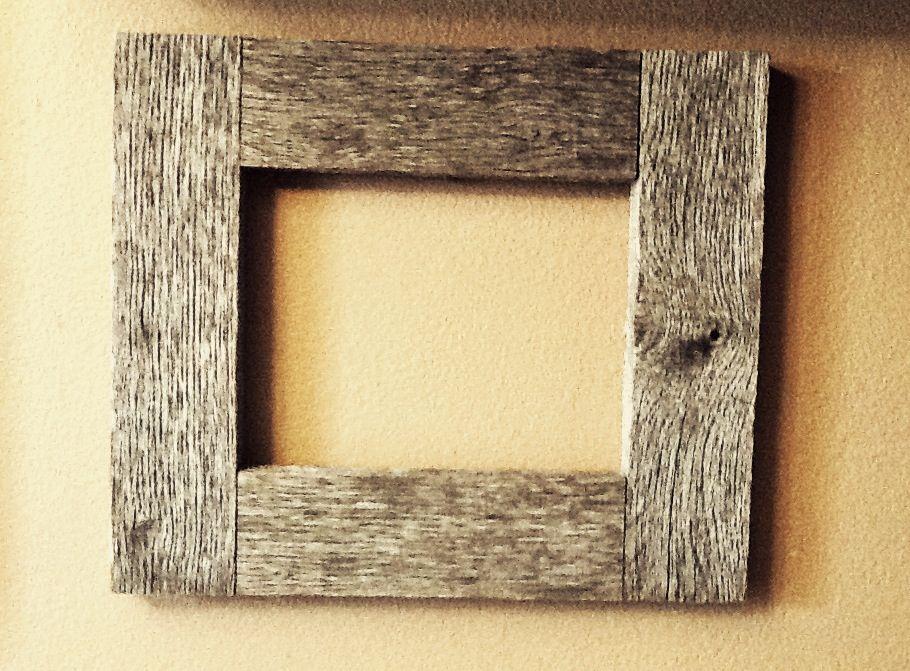 Pallet frame | Carteles y marcos | Pinterest | Portarretrato, Marcos ...