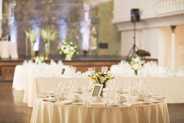 Soft Yellow & Grey Wedding in Toronto from Blue Colibri