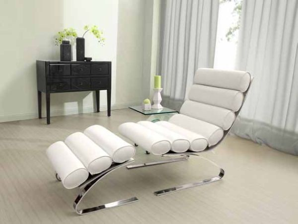 Unico Chaise Lounge by ZuoMod | Relaxed Environment & Furniture ...