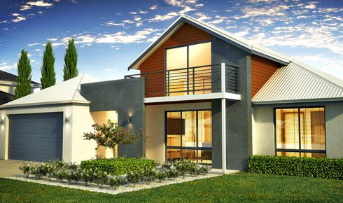 loft home designs the jarrah visit wwwlocalbuilderscomau - Balcony Loft House Plans