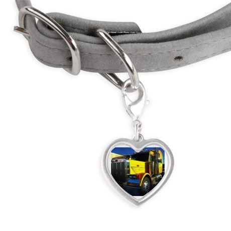 Small Heart Pet Tag on CafePress.com