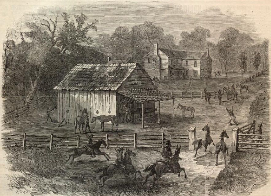 Guerrilla Warfare In The American Civil War Followed The Same
