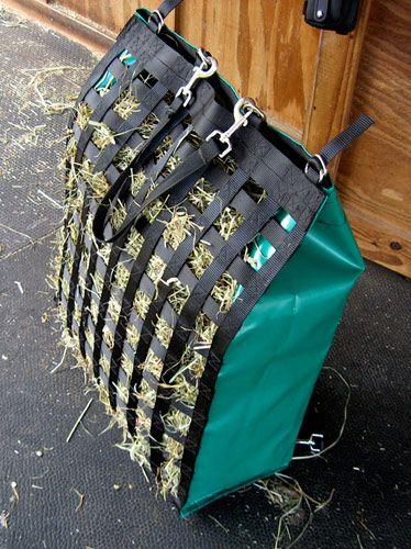 The Nibblenet Slow Feeder Hay Bags