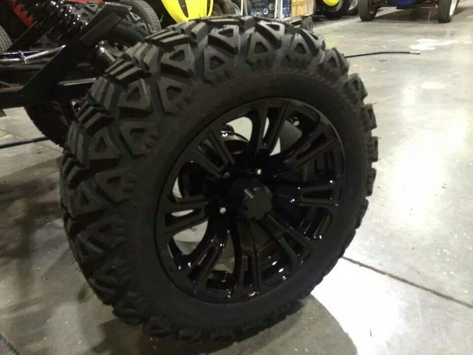 Gem Car Wheels By Innovation Motorsports Liftedgemcar Custemcar Innovationmotorsports
