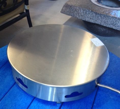 Napoleon Patioflame Stainless Steel Cover