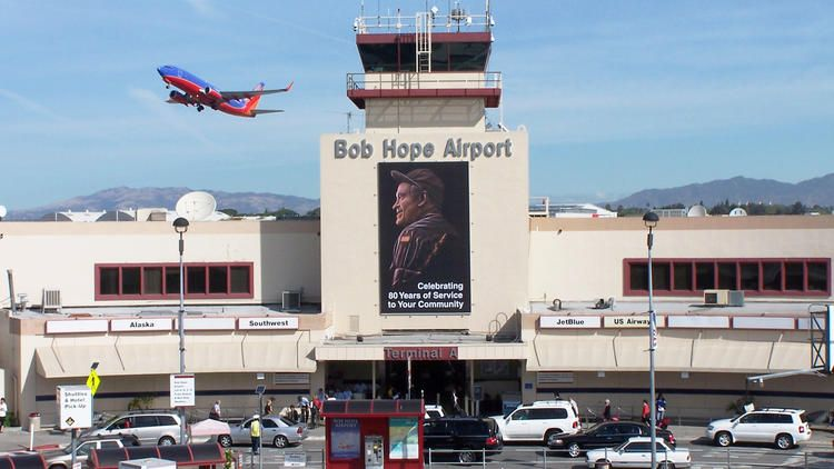 Bob Hope Airport. the Burbank-Glendale-Pasadena Airport Authority is moving forward to build a 14-gate replacement terminal at Hollywood Burbank Airport.